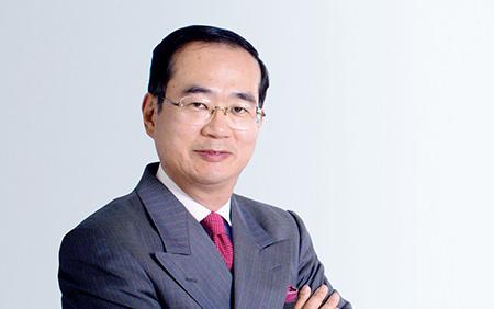 Portrait of Hirokazu Hasegawa