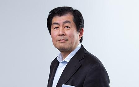 Portrait of Hideyuki Horii